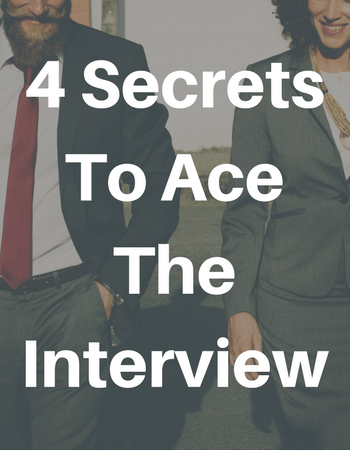 Acing Your Interview