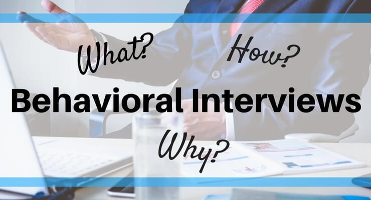 why learn behavior interviews