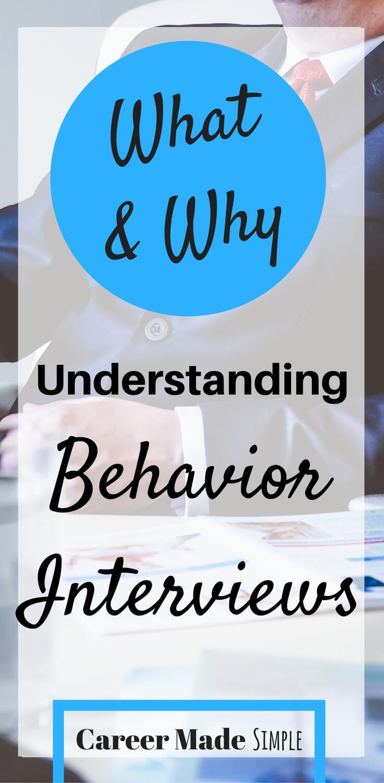 behavior interviews